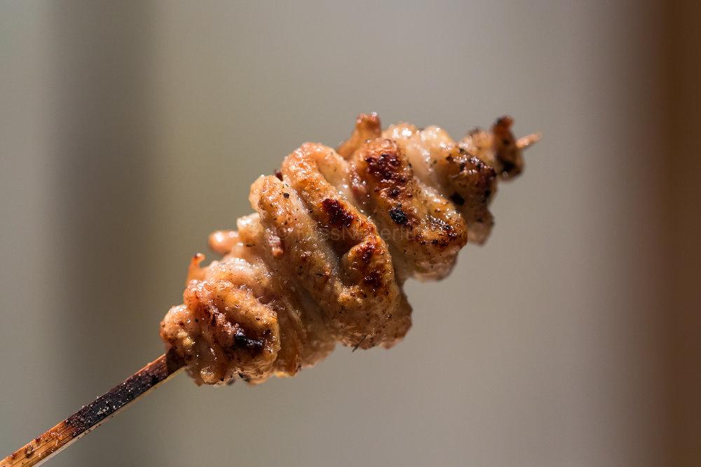 5. Kawa (chicken skin)皮
