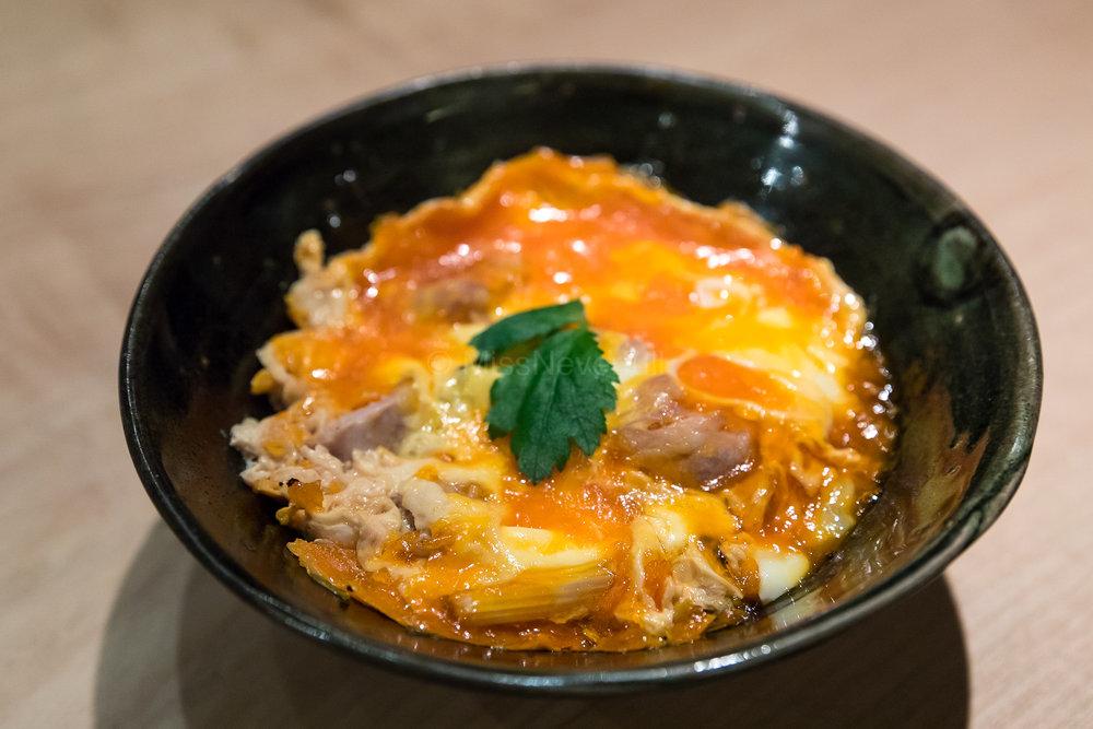 19. Oyakodon | 親子丼