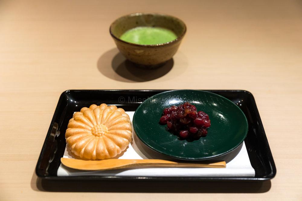 12. DIY monaka 最中