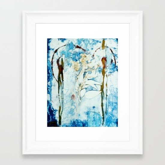 painterly-blue-floral-monoprint