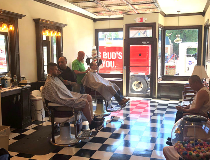 Bob's Barbershop – Out with the old, in with the new(Buffalo Rising)