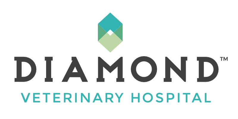 New Diamond Vet logo