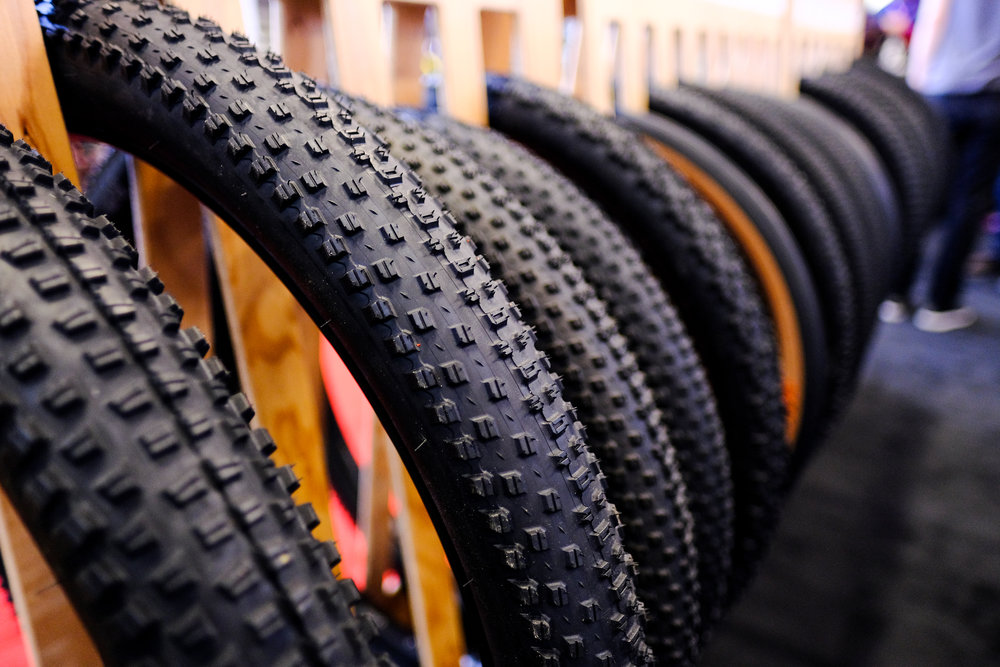 WTB has a massive amount of new 27.5 PLUS tires on the market, perfect for the new crop of aggressive hardtails.