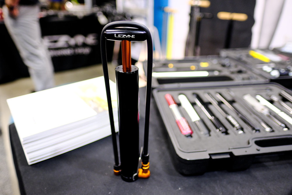 "A new product that we are ""pumped"" about... (I am so sorry, that joke had to be made) But seriously, a portable fat bike pump seems like it would fit perfectly in a fat bikers bikepacking kit."