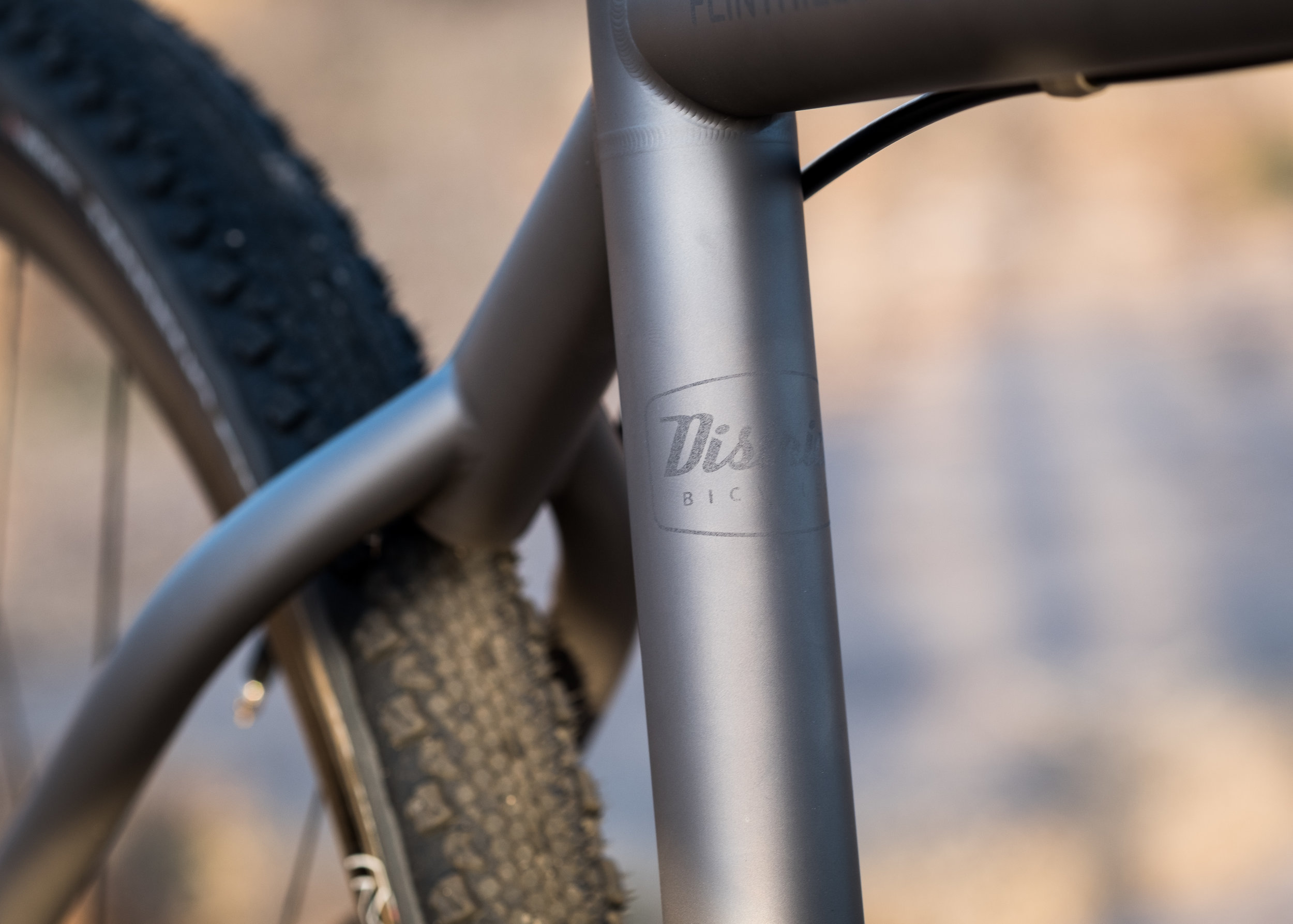 Pat's Moots Routt 45 RSL — District Bicycles