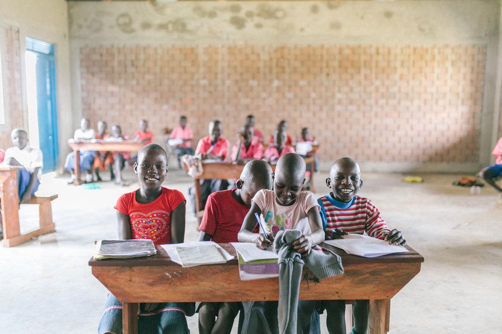 Restore Leadership Academy, Uganda