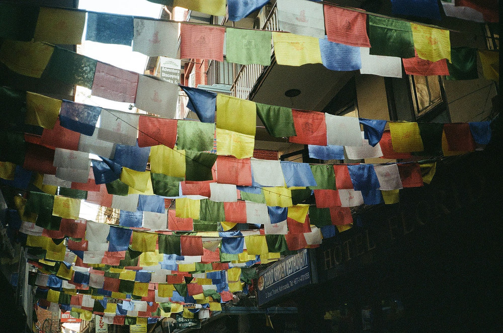 Nepal is a beautiful country, full of colors and vibrance of culture and people.