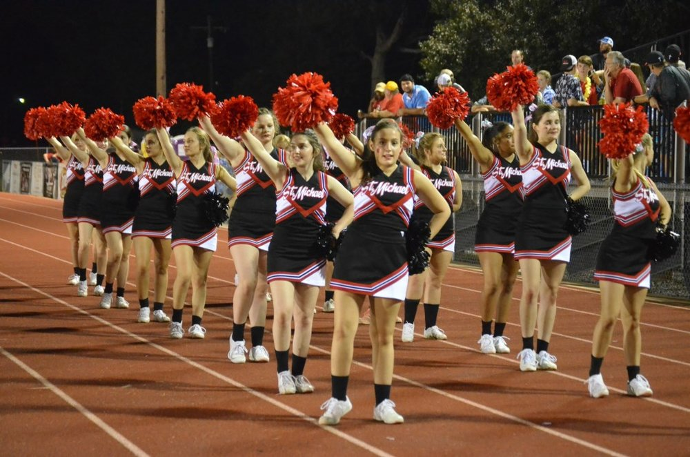 Cheer Camp July 8 /9:00am – 3:00pm K – 9th grade /Cost: $30
