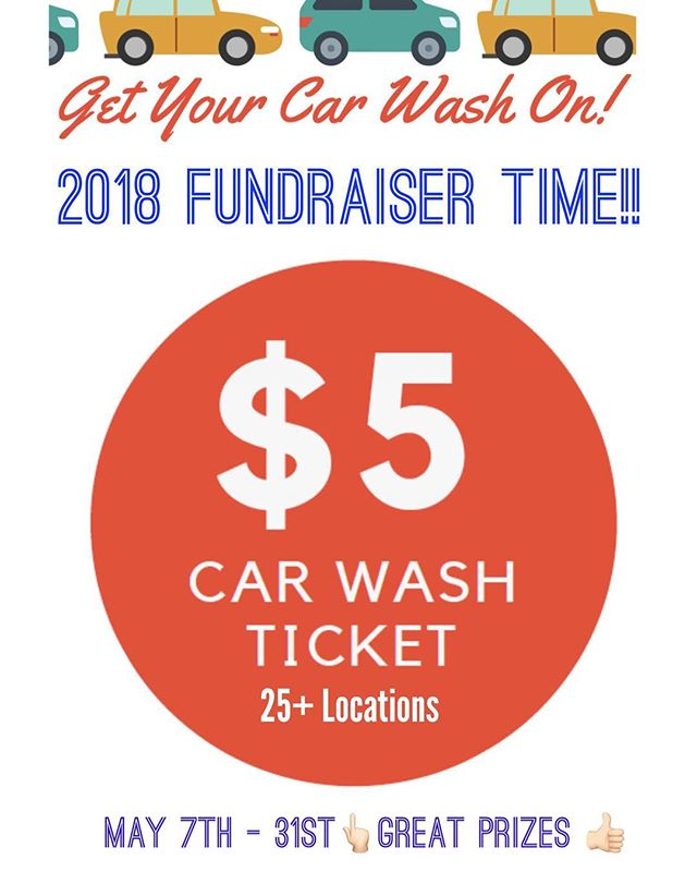 Falcon Fundraiser Time - and this one people will WANT to buy! $5 car washes at 25+ locations! VPO Sponsored, share www.harborridgeproud.com with your friends and families, where they can buy car washes at a killer price. And support HRMS VPO activities!