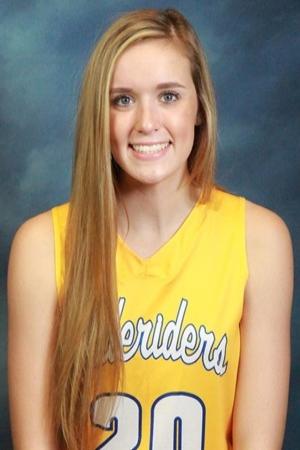 Kylie Warren- Southern Arkansas