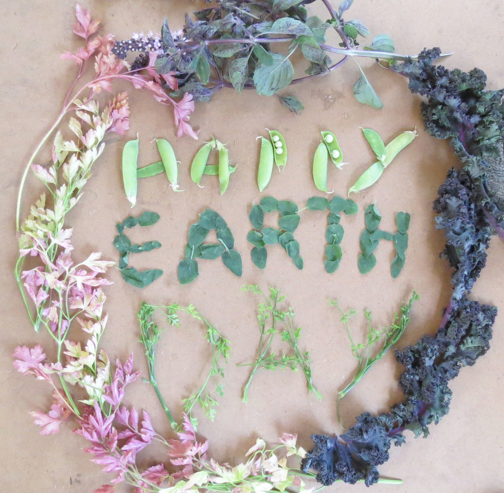 Stephanie Luke - Happy Earth Day