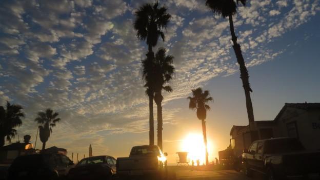 Farewell, sweet California. Ci vediamo presto.