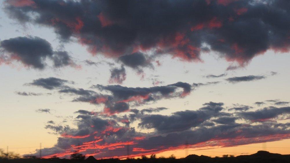 Sunset, Utah
