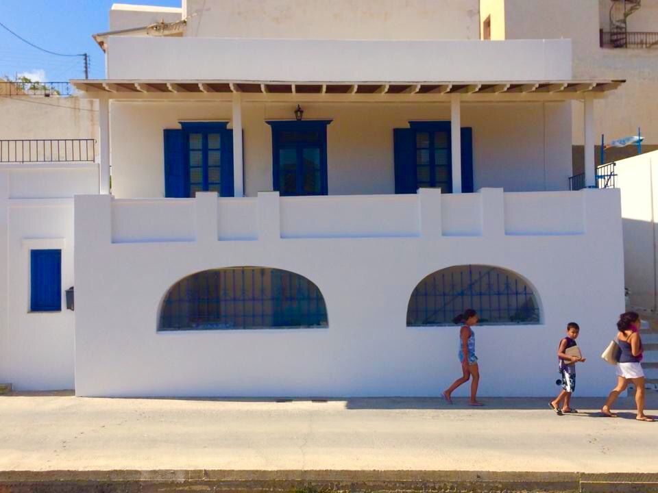 ANCESTRAL HOME RENOVATION  Amorgos, Greece