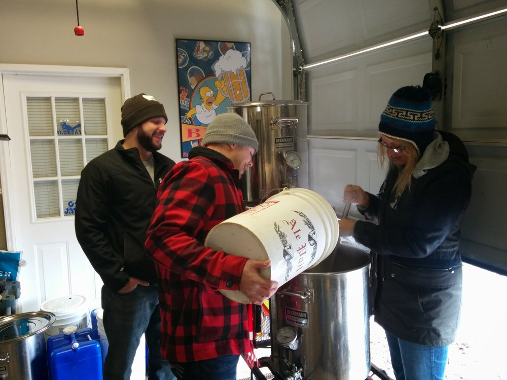 Brew Team, North Jackson, 2013