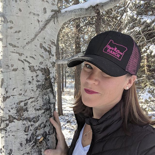 I'd love to know what you think about our new hats.  What colors should we offer?  It's only black and pink for now. #swag