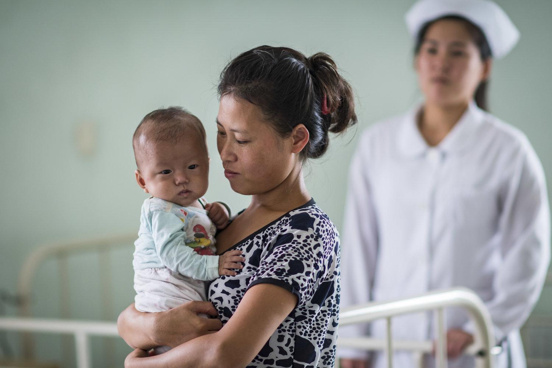 Malnutrition In North Korea First Steps Health Society