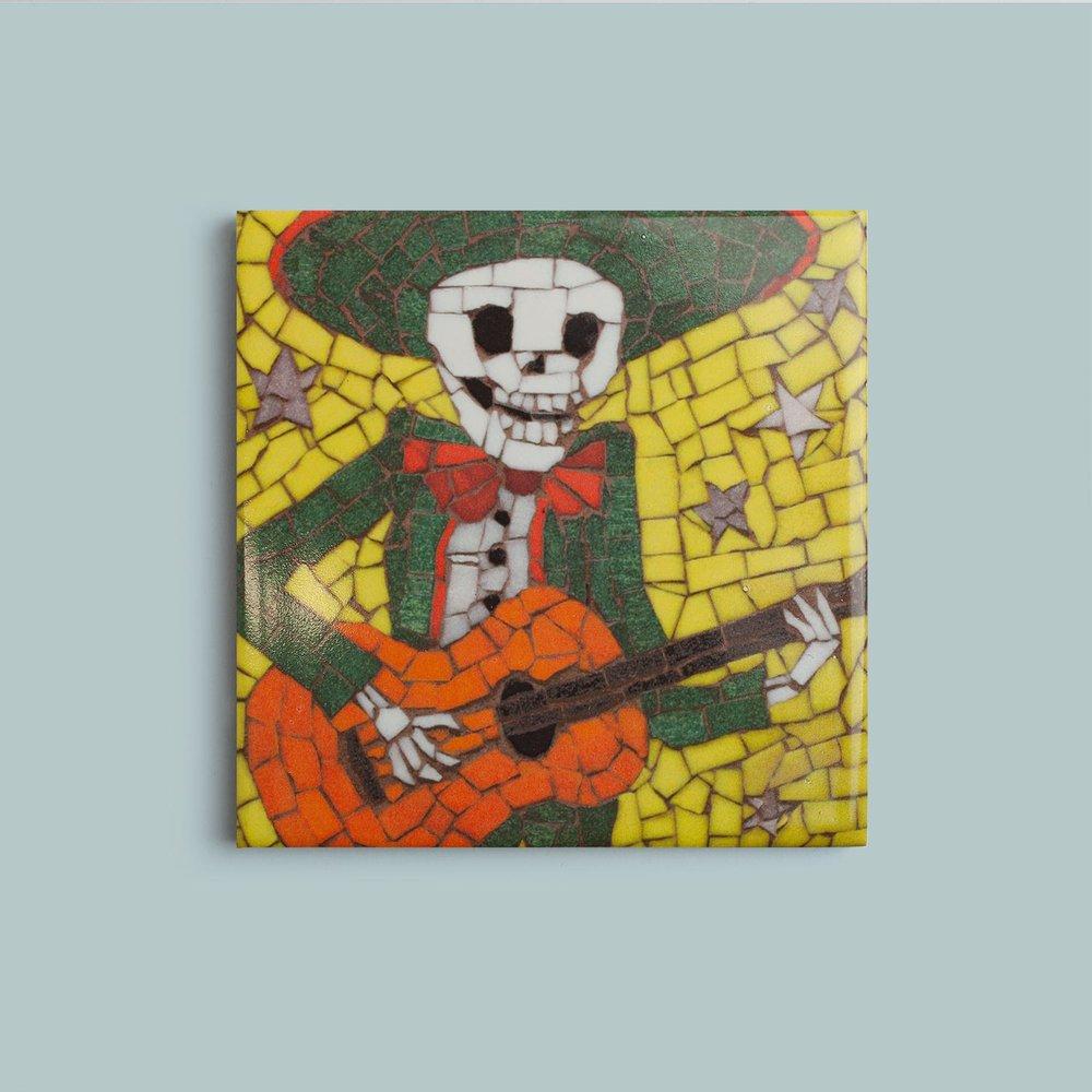 Alberto Coaster   9.5cm £10