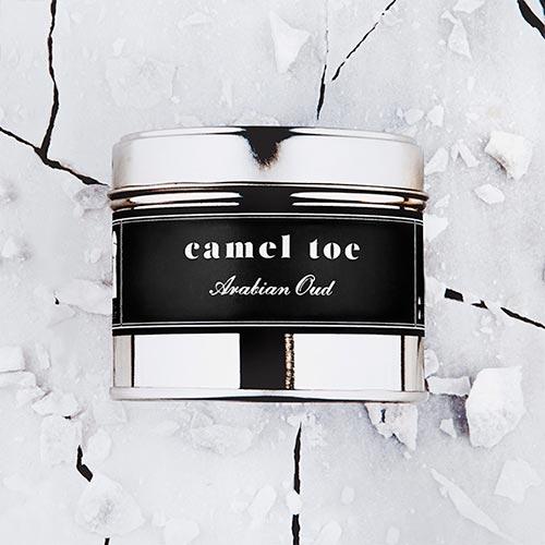 Camel Toe   Arabian oud fragrance.  Dimensions: 77mm x 65 mm, approx 240g  £10