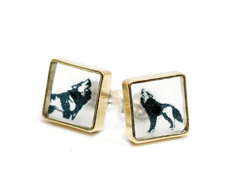 'Akela'-the-wolf-Brass-and-resin-Stud-earrings_01.jpg