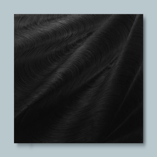Charlotte Cullen   Charlotte's stunning light wave paintings are created by the impasto effect of the oil paint, giving a three dimensional sensation of movement.