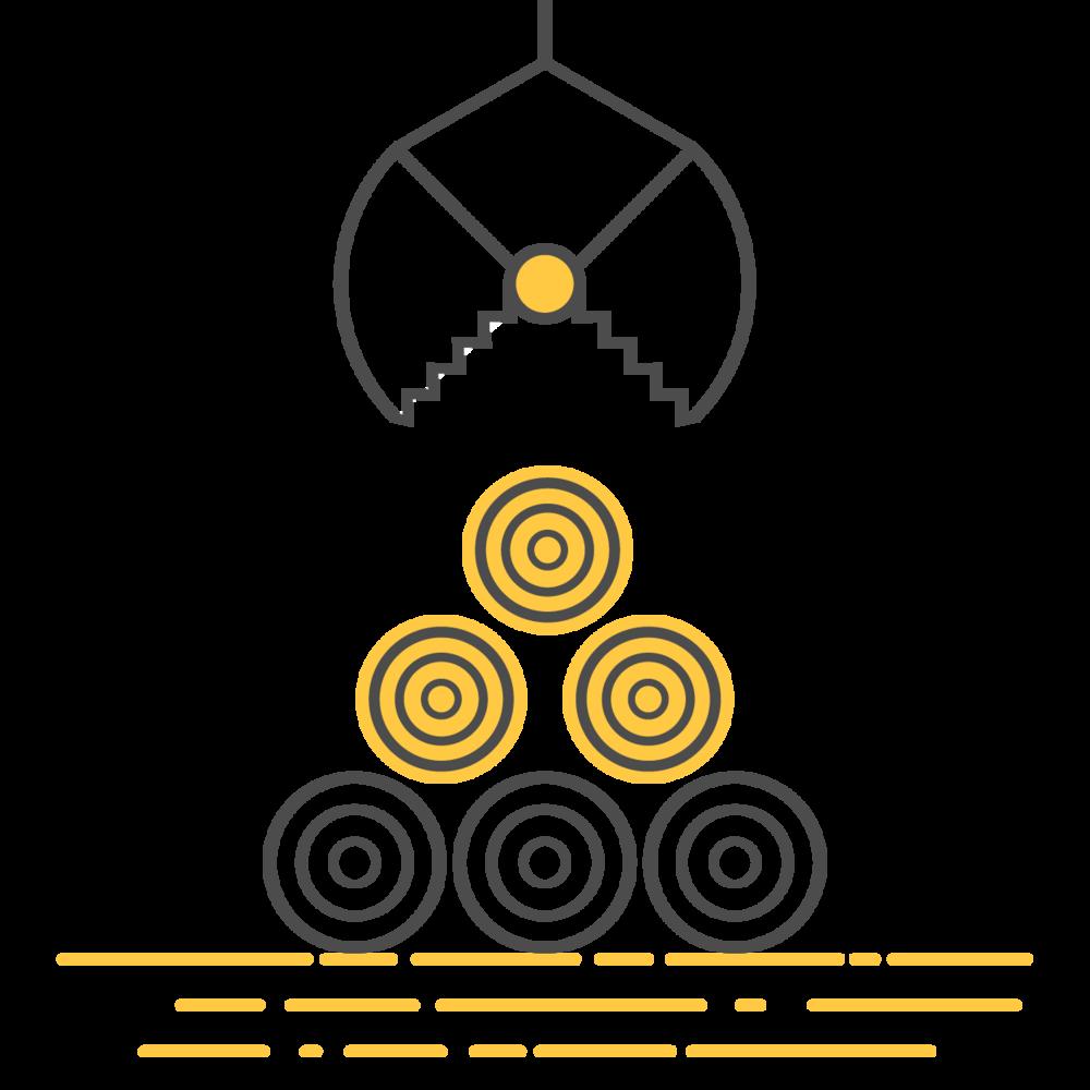 Loop - Desing for Professional2016   10 WeeksImproving the work satisfaction & efficiency of forestry operators by interaction design