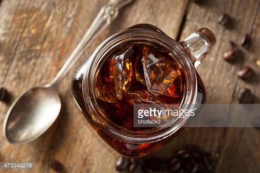 cold-brew coffee | nitro cold-brew coffee