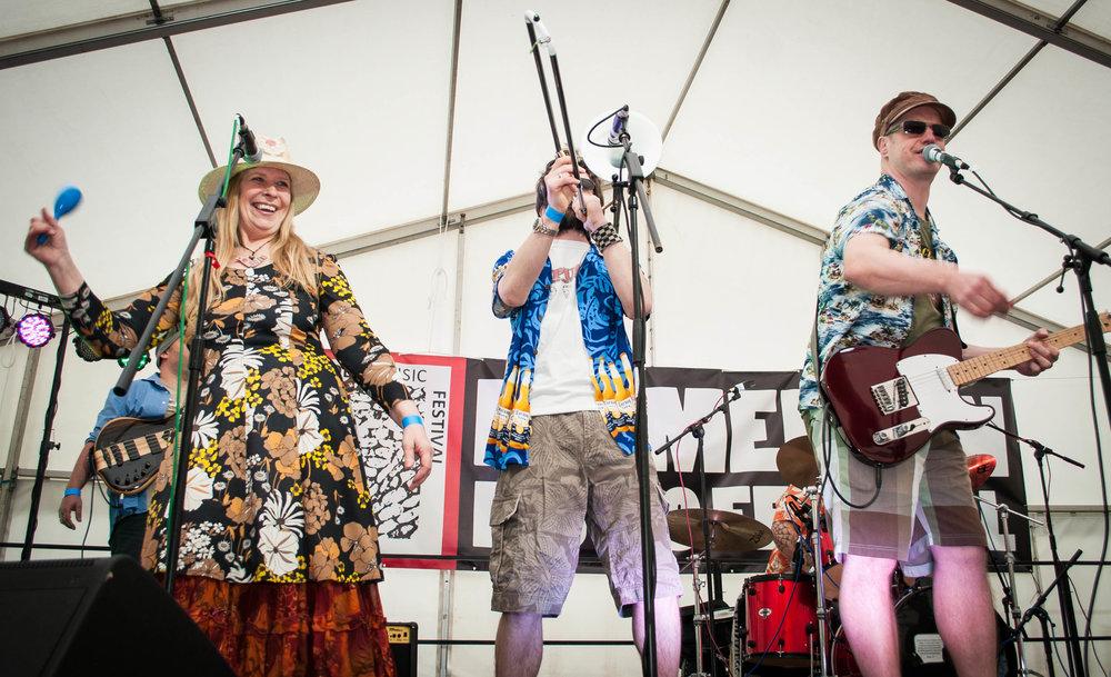pitmedden festival headline