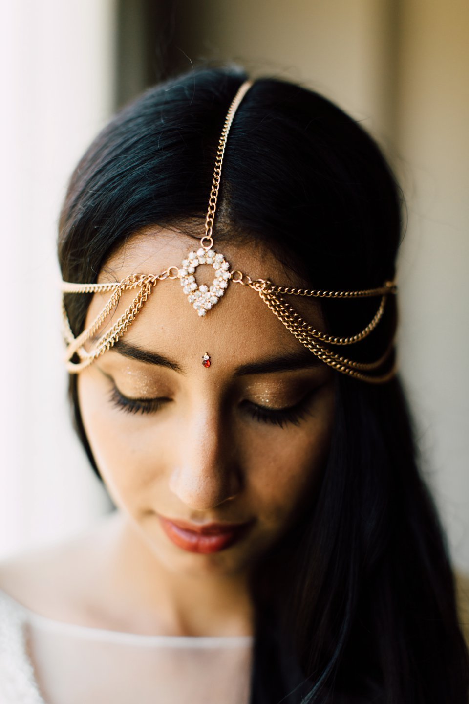 India Wedding Inspiration | www.plumandoakphoto.com