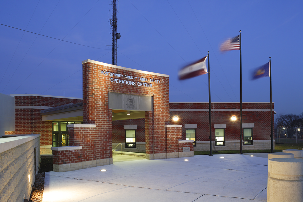 Monroe County Emergency Operations Center