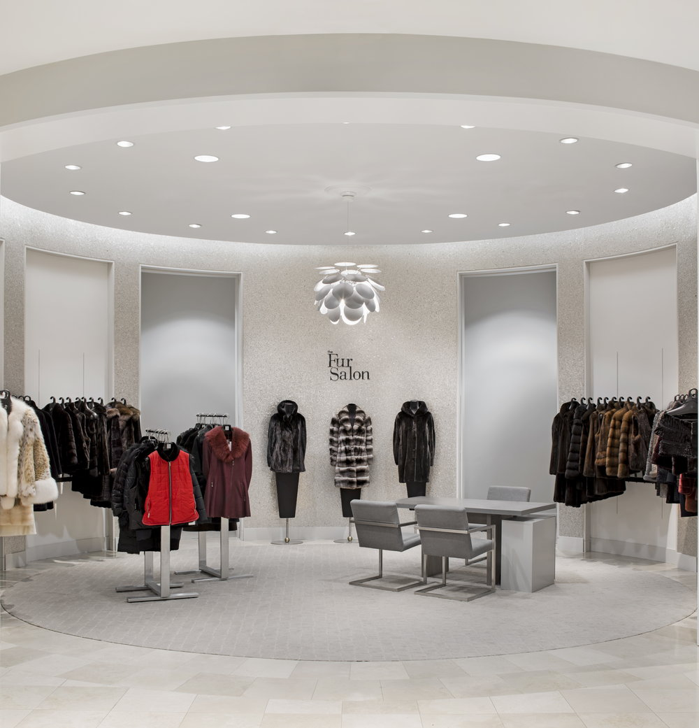 Saks Fifth Avenue - Highland Associates Architecture Engineering ...