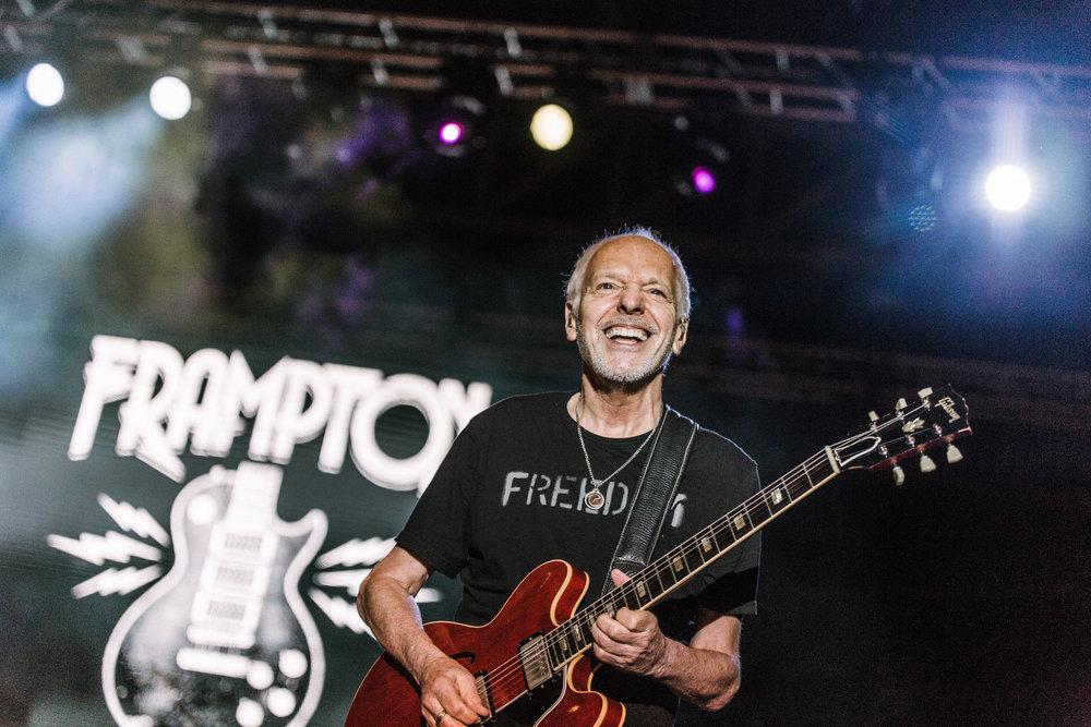 Peter Frampton - Riverfest