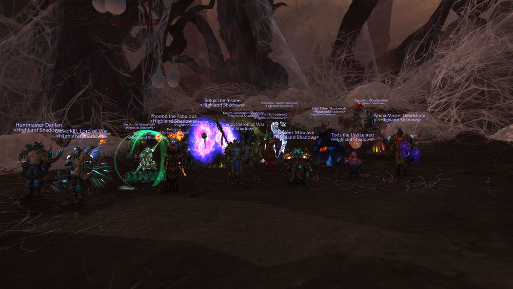 Mythic Elerethe Renferal Killed Server First!