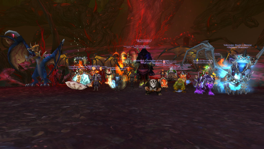 MYTHIC CENARIUS KILLED!!!