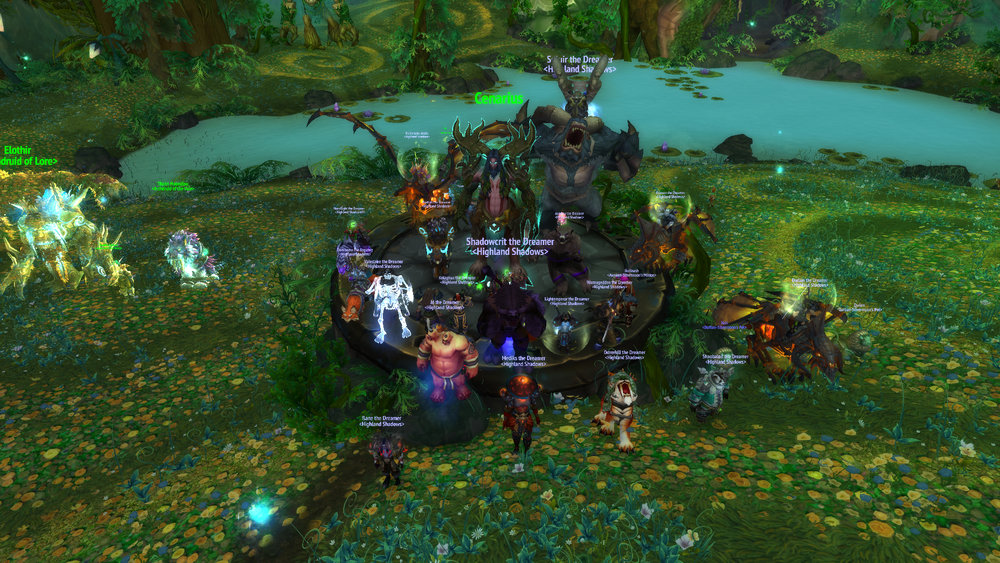 Mythic Xavius Killed!!! Realm First!