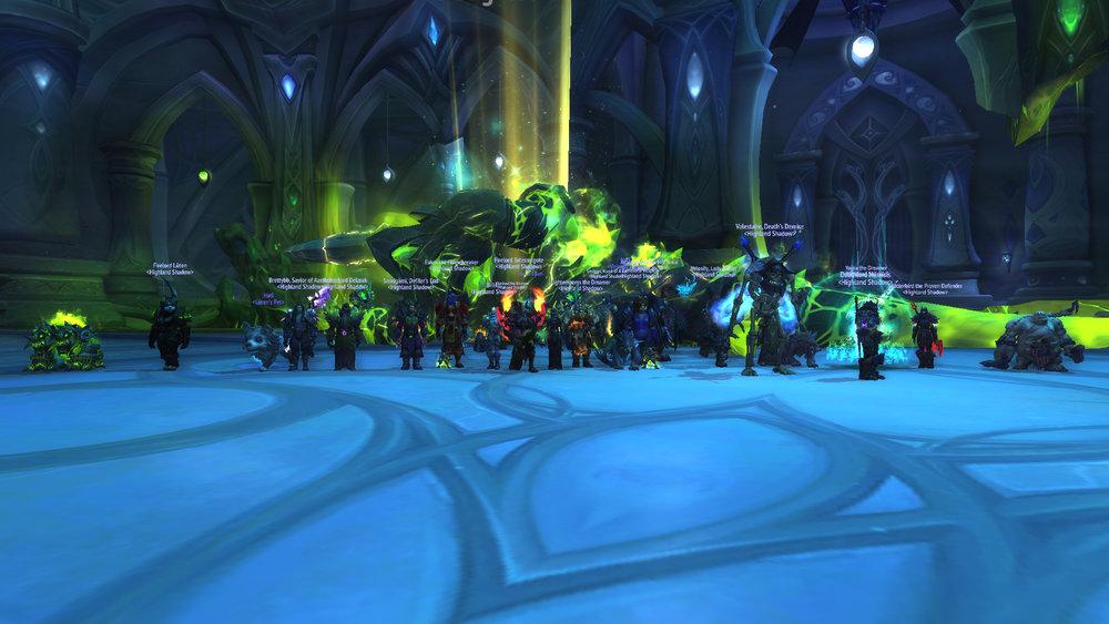 Heroic Goroth Killed!