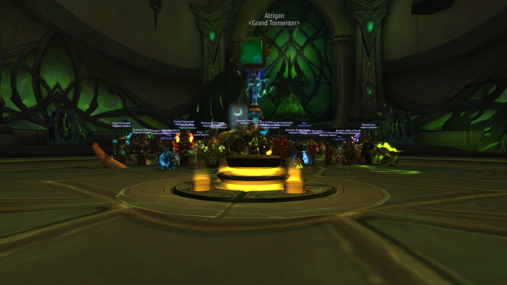 Heroic Demonic Inquisition Killed!