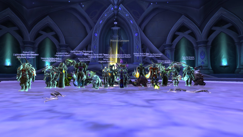 Heroic Sisters of the Moon Killed!