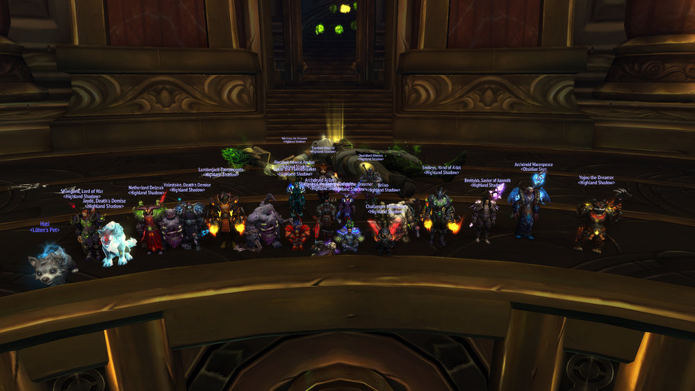 Heroic Maiden of Vigilance Killed!