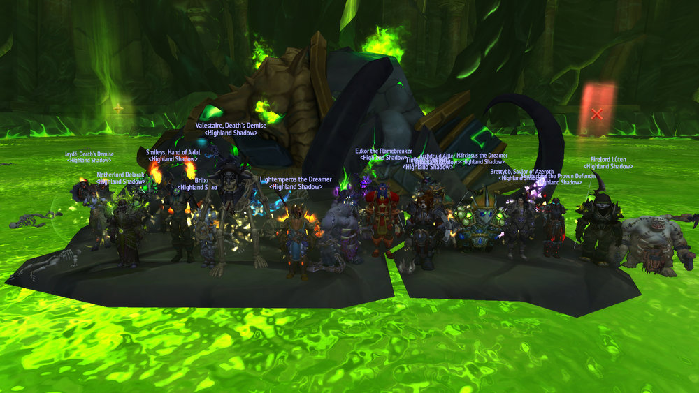 Heroic Avatar Killed!