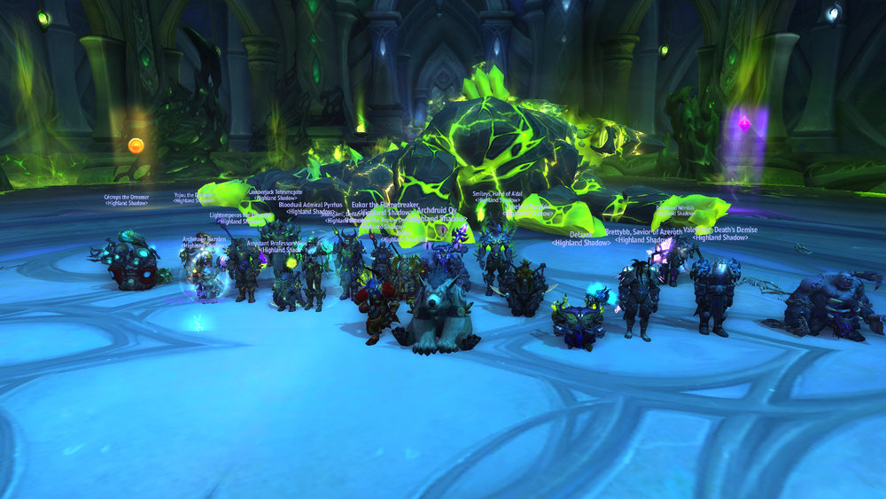 Mythic Goroth Killed!