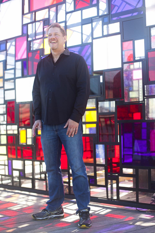 John du Pre Gauntt, Host & Curator