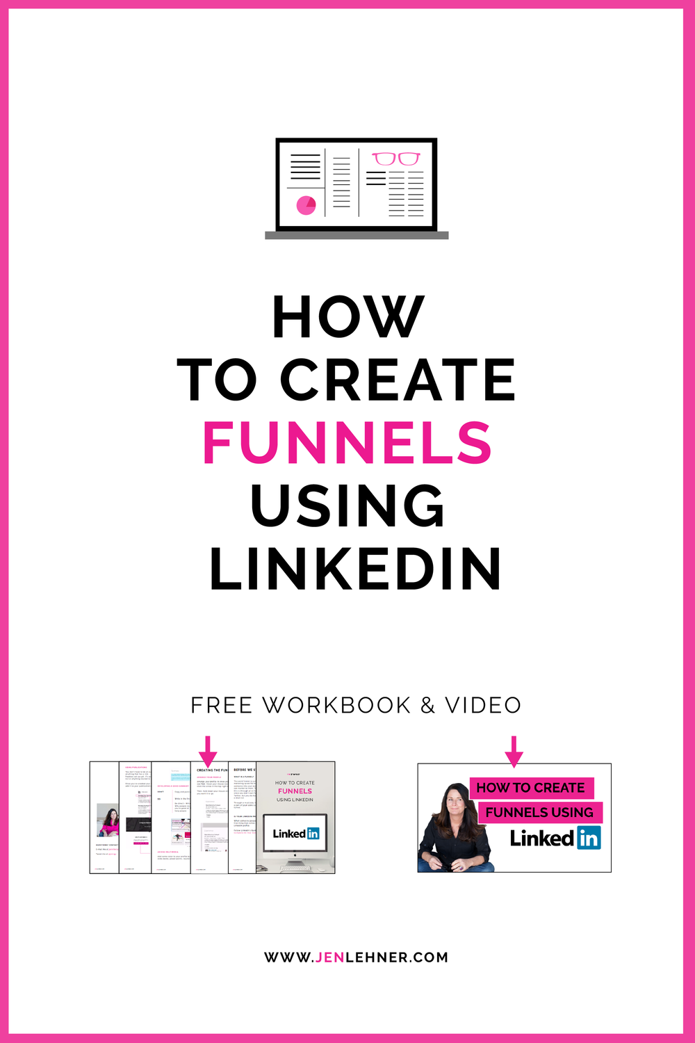 HOW TO CREATE FUNNELS USING LINKEDIN