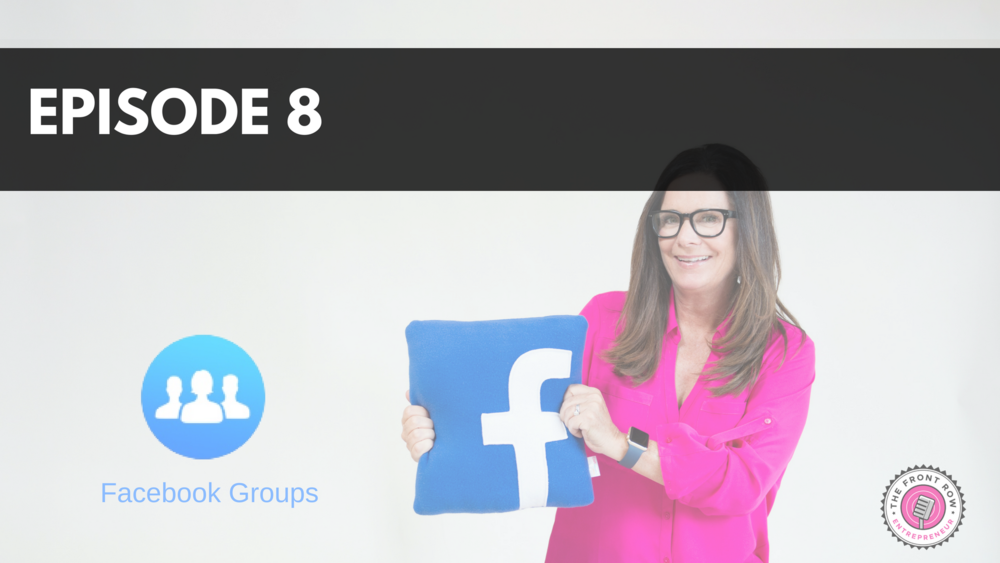 How to Create, Grow and Monetize a Facebook Group - You may not be getting much engagement on your Facebook business page, but Facebook groups are on fire! In this episode I share with you my best strategies to create, grow, engage and monetize your Facebook group.