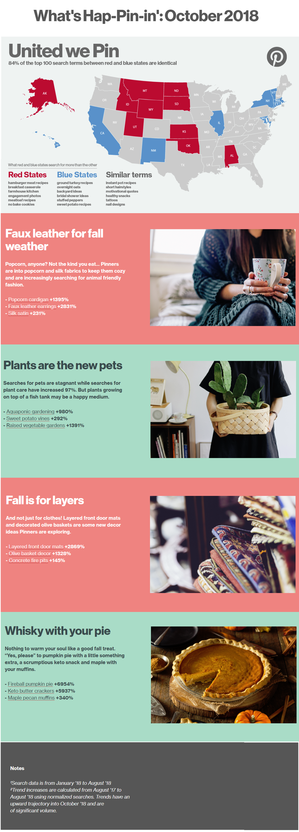 Pinterest Releases Insight into Key, Emerging Trends