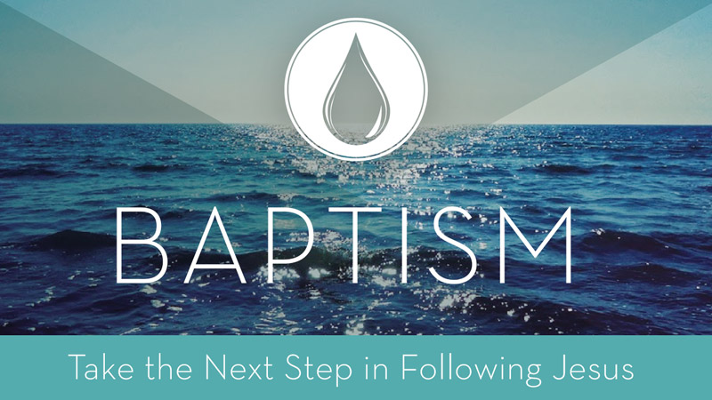 New Year Baptisms - Stay Tuned