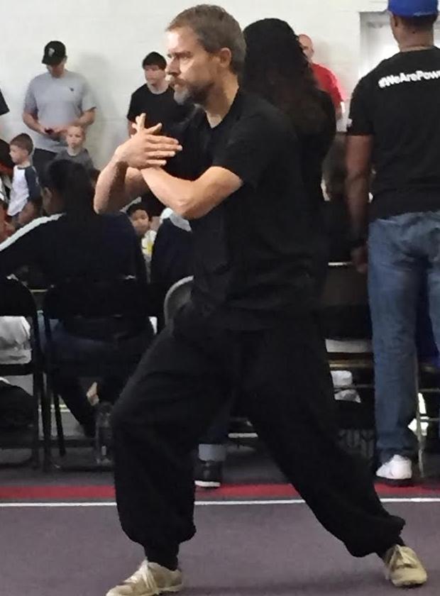 Rodney- Tai Chi form