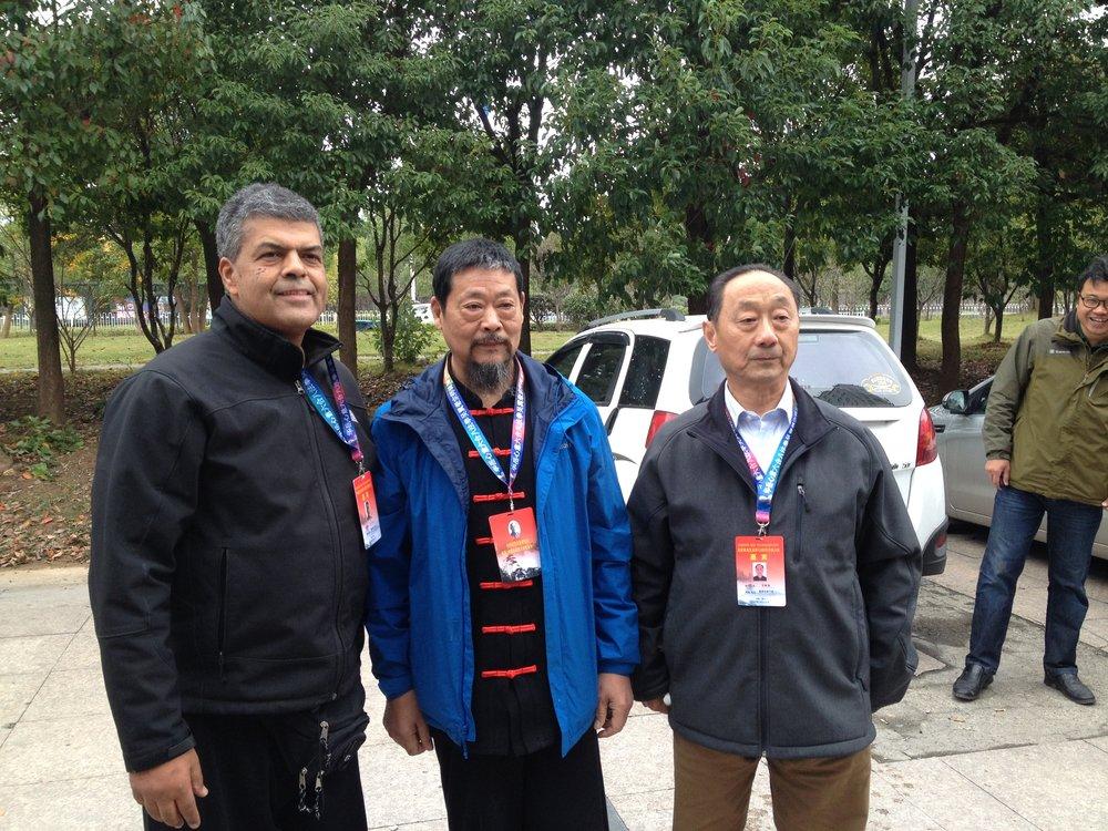 Grandmasters Liu Xiao Ling & Gao Tie Niao