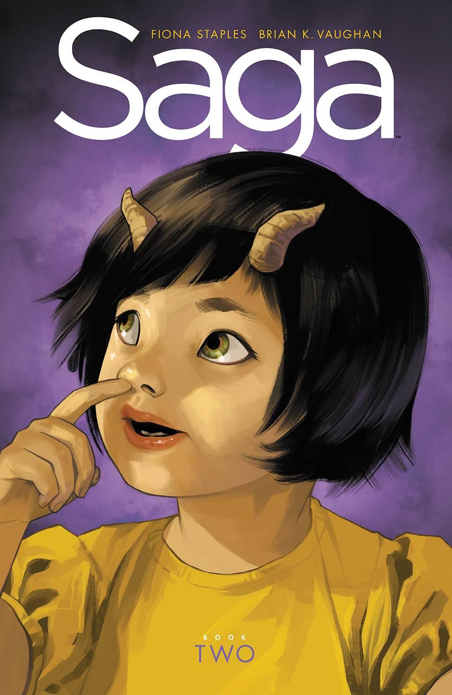 Saga Vol 2 Hardcover