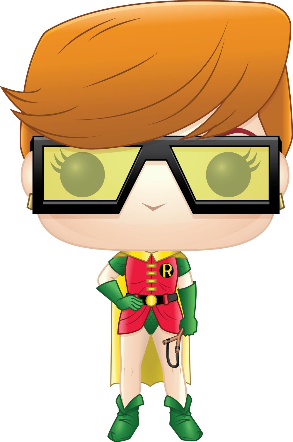 POP DC HEROES DKR CARRIE KELLY ROBIN PX VINYL FIG.jpg